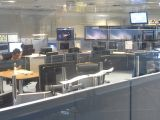 CMS off line control room.